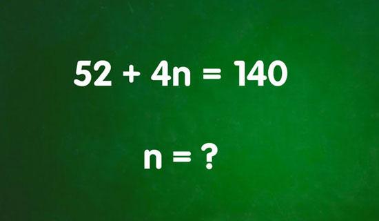 Bạn có thể tính nhẩm nhanh 5 phép tính này? - 2