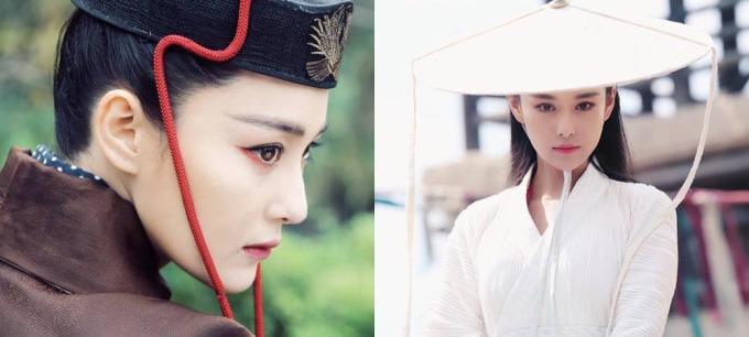 <p> Cũng trong <em>Tân biên thành lãng tử</em>, Trương Hinh Dư biến hóa với tạo hình sắc sảo khi giả trai, được ví như Đông Phương Bất Bại.</p>
