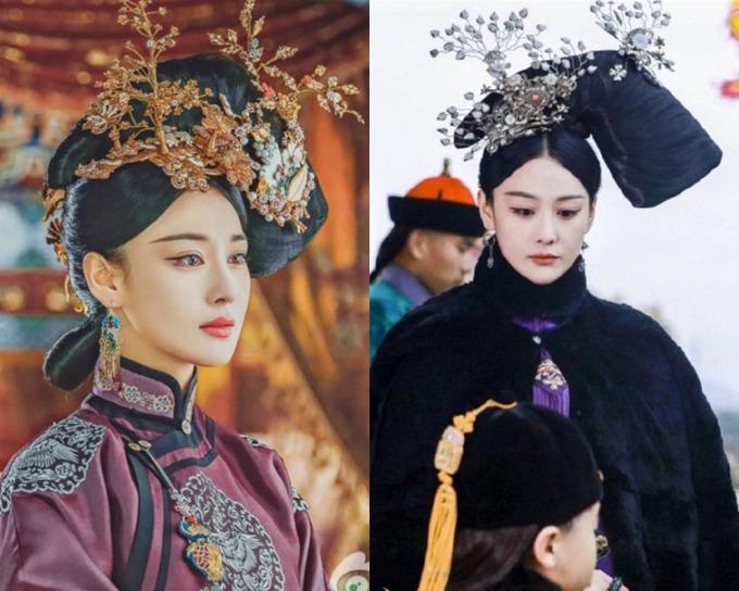 <p> Cũng trong năm 2016, Trương Hinh Dư đóng vai phụ Cẩn thái phi trong <em>Bán yêu khuynh thành 2</em>. Cô nàng có tạo hình hoa lệ, quý phái, điểm nhấn là trang sức đội đầu cầu kỳ, tinh xảo.</p>