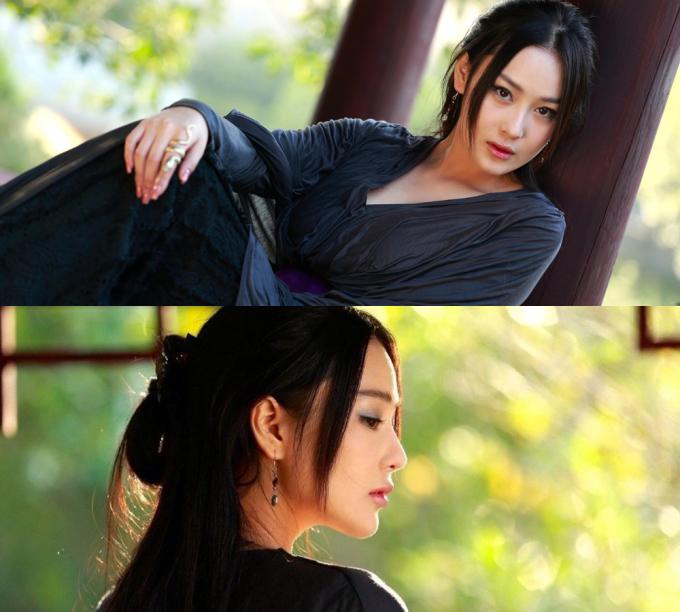 """<p> Trong phiên bản <em>Thiên long bát bộ 2013</em>, Trương Hinh Dư đóng vai Mã phu nhân Khang Mẫn - một người đàn bà xinh đẹp nhưng lẳng lơ độc ác. Nhân vật này từng được Tuyết Lê, Chung Lệ Đề thể hiện thành công. Trương Hinh Dư nhận được nhiều lời khen khi hóa thân thành """"đệ nhất dâm phụ"""" trong truyện Kim Dung, được coi là """"Khang Mẫn xinh đẹp nhất"""".</p>"""