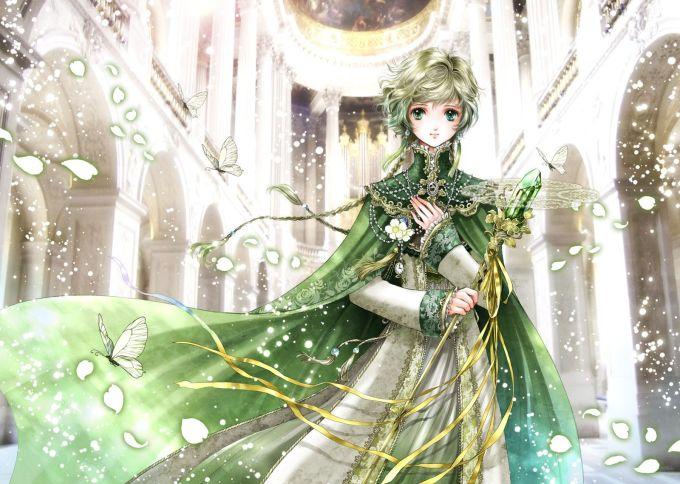 <p> CỰ GIẢI: Cô gái họ nhà Cua vốn rụt rè, nhút nhát trong bộ tranh này lại mang khí chất và phong thái có phần mạnh mẽ, vương giả, khác với hình ảnh e ấp ngày thường.</p>