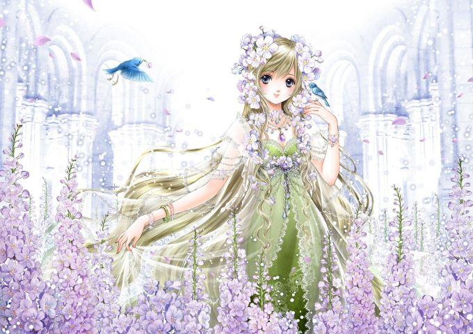 <p> XỬ NỮ: Tương tự như Kim Ngưu, Xử Nữ đẹp như một vị thần thiên nhiên.</p>