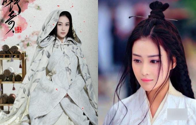<p> Trương Hinh Dư chứng minh mặt đẹp thì chẳng sợ bị kiểu tóc dìm. Cô nàng đóng vai Lưu Huyên trong <em>Ban Thục truyền kỳ</em> (2016), có danh công chúa và vương phi nhưng tạo hình giản dị, tóc tai lòa xòa. Dù vậy nhan sắc của Trương Hinh Dư vẫn không hề bị che lấp.</p>