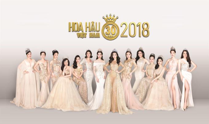 <p> Trải qua 30 năm, cuộc thi HHVN đã tìm ra được 15 chủ nhân của vương miện. Ngoài Hoa hậu Phan Thu Ngân không tham gia được do bận công việc, 14 hoa hậu đều có mặt trong bộ ảnh.Sau đăng quang, các người đẹp đã chọn cho mình những hướng đi khác nhau và đạt được thành công trên nhiều lĩnh vực.</p>
