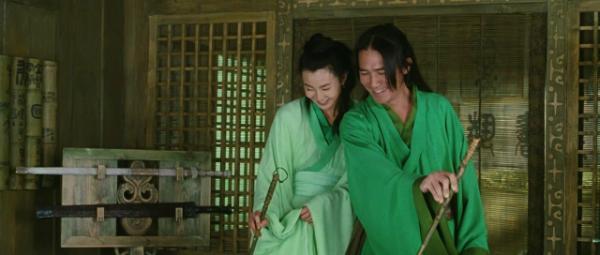 Trương Nghệ Mưu liều mình mời Lý Liên Kiệt về đóng Anh Hùng vì sợ thua lỗ