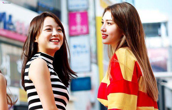 So với đối thủ một thời Se Jeong, Somi có ít cơ hội hơn.