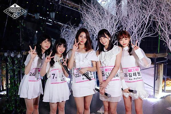 6 thí sinh Produce 48 vừa đẹp vừa có tỷ lệ cơ thể vàng - 9