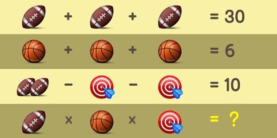 Bạn có thể vượt qua bài test Toán học này không? (4) - 3