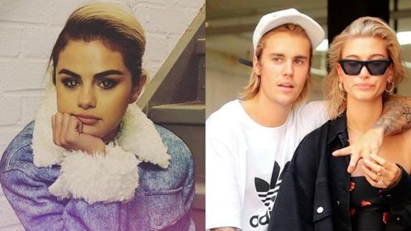 Selena thầm hy vọng Justin không bao giờ kết hôn cùng Hailey.