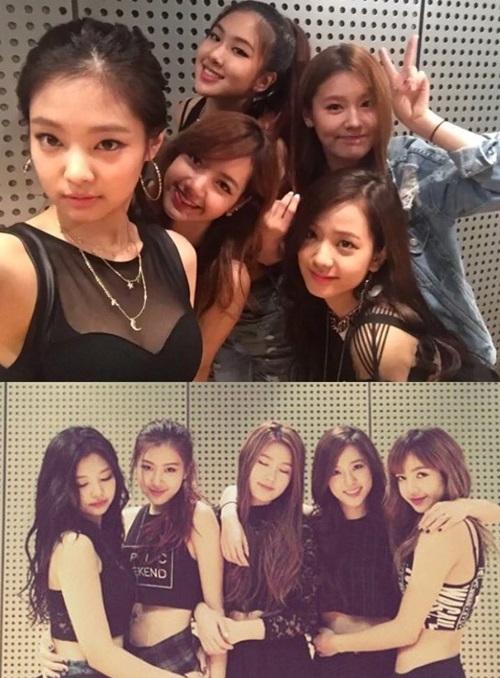 Mi Yeon của (G)I-DLE từng training nhiều năm cùng các thành viên Black Pink.
