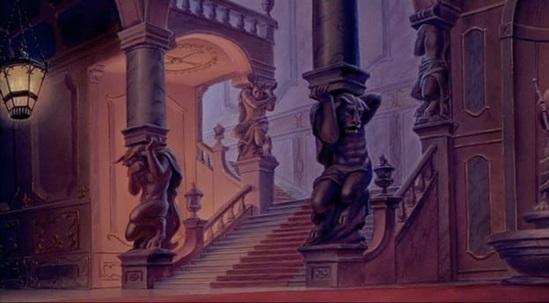 12 cảnh phim Disney, bạn có nhận ra? - 1