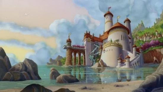 12 cảnh phim Disney, bạn có nhận ra? - 3