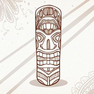Trắc nghiệm: Chiếc mặt nạ bộ lạc hé lộ cá tính và quan điểm sống của bạn - 1