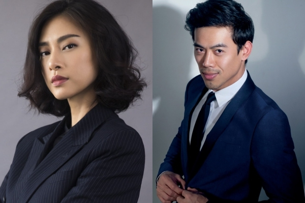 Ngô Thanh Vân và đạo diễn Leon Lê