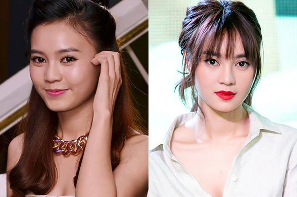 Từ một cô nàng có nhan sắc không mấy nổi bật, Lan Ngọc ngày càng xinh đẹp, kiêu sa, dần trở thành mỹ nữ hàng đầu trong làng điện ảnh Việt.
