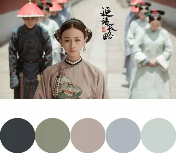Hóa ra trang phục cổ trang của Diên Hy công lược bắt trend cực xịn với thời trang - 3