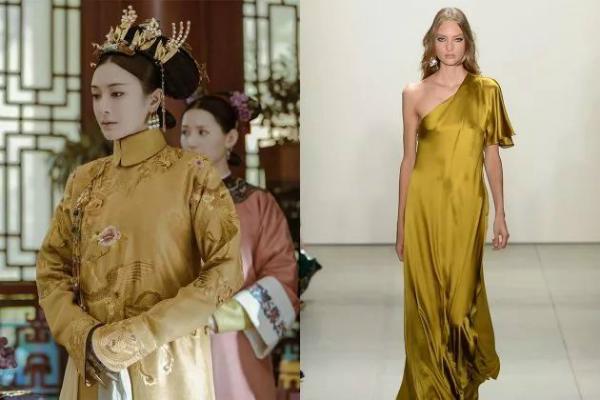 Hóa ra trang phục cổ trang của Diên Hy công lược bắt trend cực xịn với thời trang - 5