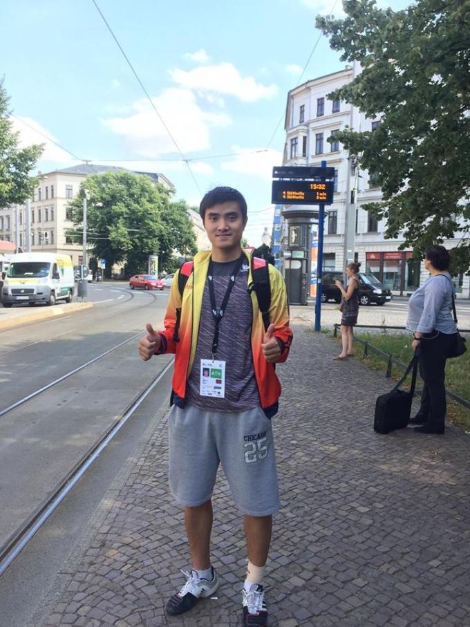 <p> Thành An lần đầu dự SEA Games vào năm 2011 khi mới 19 tuổi. Năm đó anh giành được một HCB và liên tục góp mặt ở những kỳ đại hội sau.</p>