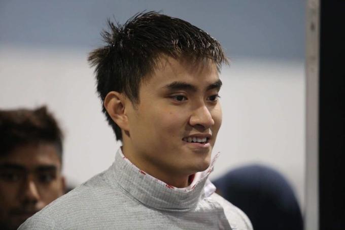<p> Vũ Thành An sinh năm 1992 tại Hà Nội. Anh bắt đầu theo nghiệp đấu kiếm từ năm 15 tuổi trong đợt tuyển sinh của đội đấu kiếm Hà Nội.</p>