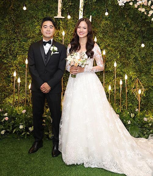 Không gian lung linh như cổ tích tại đám cưới Tuyết Lan - 6