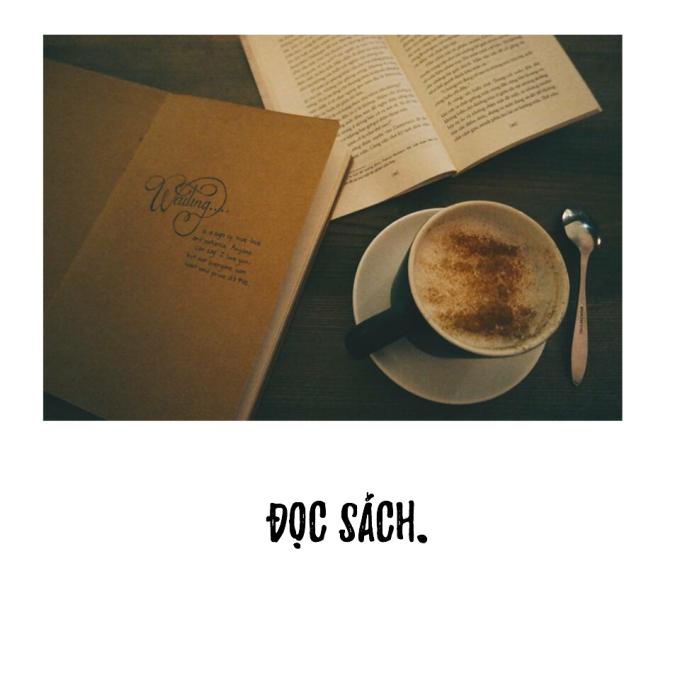 <p> Đã bao lâu rồi bạn chưa đọc một cuốn sách nào. Thời tiết này, một cuốn sách và một tách trà hoặc một ly cà phê đi kèm chút nhạc sẽ là sự kết hợp hoàn hảo.</p>