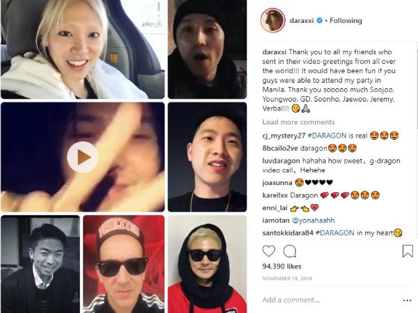 Mối quan hệ G-Dragon và Dara khiến fan tò mò hơn một thập kỷ - 3