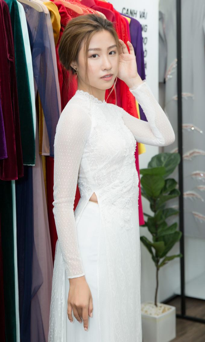 <p> Thí sinhNguyễn Phương Hoa cao 1m67. Cô từng lọt vào chung kết Hoa hậu Hoàn vũ Việt Nam 2017 với chỉ số hình thể là 79-62-89 cm.</p>
