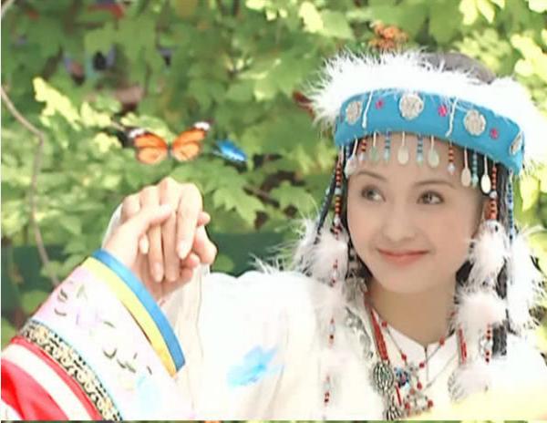 Vẻ ngoài xinh đẹp khó quên của Lưu Đan trên màn ảnh.