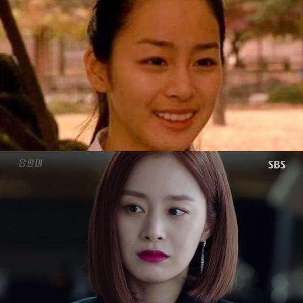 Ít ai ngờ rằng cô diễn viên trẻ đóng vai Jung Yeon mờ nhạt, kém sắc trong phim Last present(2001) sau này đã trở thành một mỹ nhân hàng đầu làng phim ảnh. Kim Tae Hee đã 3 năm rồi chưa quay lại màn ảnh, từ sau bộ phim  Young-pal(2015).