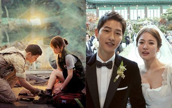 Sau Hậu duệ Mặt trời và đám cưới thế kỷ với Song Joong Ki, Song Hye Kyo luôn là ngôi sao được khán giả Hàn yêu mến.