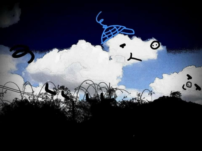 """<p> Nhiều bạn còn dành lời cảm ơn tới Thiện vì giúp họ sống lại cảm xúc một thời thơ ấu về """"những đám mây tưởng tượng"""".</p>"""