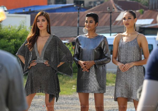 Minh Tú làm HLV của chương trình cùng các cựu thí sinh Shikin, Monika.