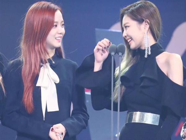 Ji Soo và Jennie (Black Pink) - bộ đôi visual đủ sức cân cả Kpop - 9