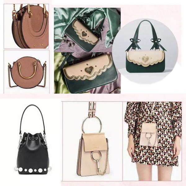 Các fan tặng cho Joy cả chục chiếc túi xách khác nhau, hầu hết đến từ những thương hiệu đình đám như Chloe, Fendi, Chanel... Đây đều là những dòng túi đang hot, phù hợp với phong cách nữ tính, điệu đà của thành viên Red Velvet.