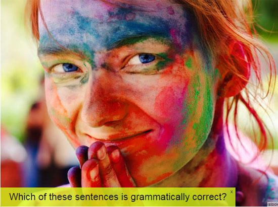 Khả năng dùng từ tiếng Anh của bạn chuẩn đến đâu? (2)