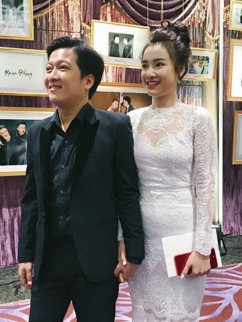 Đám cưới của Trường Giang - Nhã Phương đang được nhiều người chờ đợi.