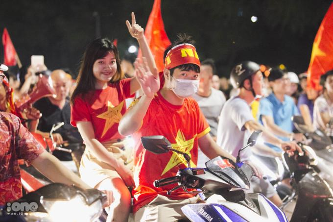 <p> Sau trận đấu ý nghĩa này, Olympic Việt Nam sẽ gặp Syria ở tứ kết vào thứ Hai ngày 27/8. Cùng chờ đón một trận thắng tiếp theo của Olympic Việt Nam!</p>