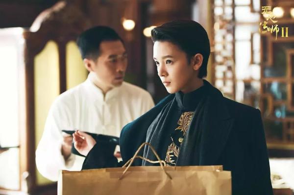 Vẻ ngoài xinh đẹp khó giấu của các nam tử hán phim cổ trang Trung Quốc - 5