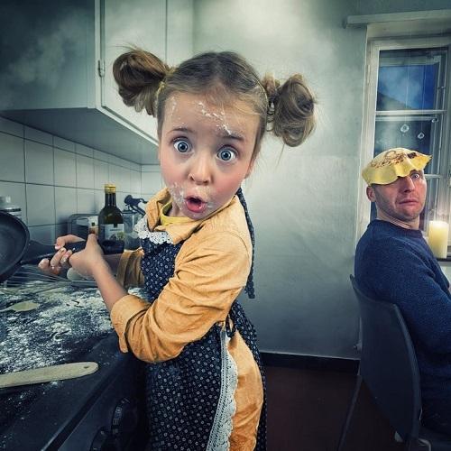 15 bức ảnh đầy tính nghệ thuật của một ông bố 3 con cuồng chụp ảnh - 10