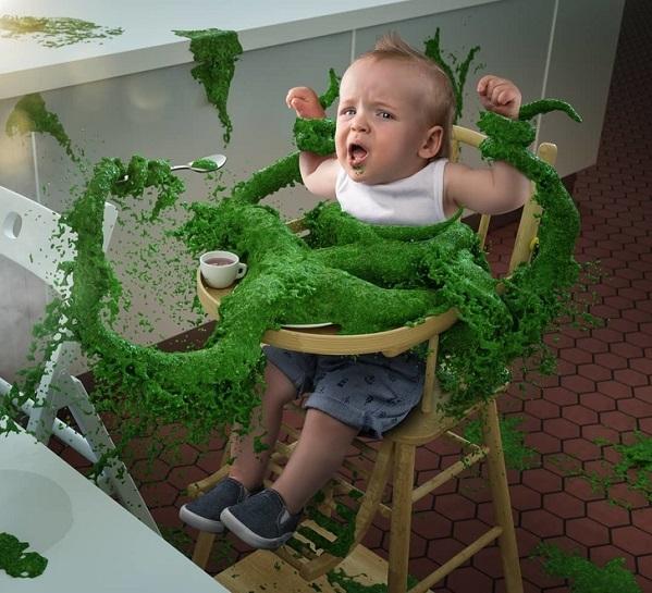 15 bức ảnh đầy tính nghệ thuật của một ông bố 3 con cuồng chụp ảnh - 1