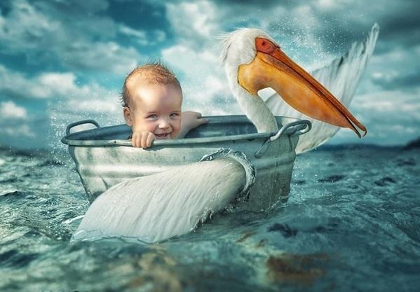 15 bức ảnh đầy tính nghệ thuật của một ông bố 3 con cuồng chụp ảnh - 2