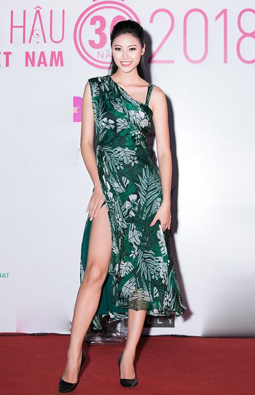 Người đẹp Đào Hà - Top 5 Hoa hậu Việt Nam 2016.