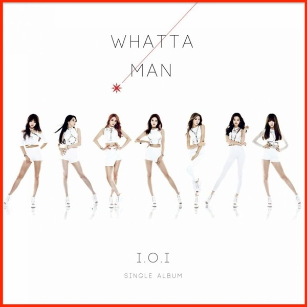 Xem bìa album của I.O.I, các fan thấy thật kỳ quặc khi ekip cố photoshop cho các cô gái có chiều cao y hệt nhau.