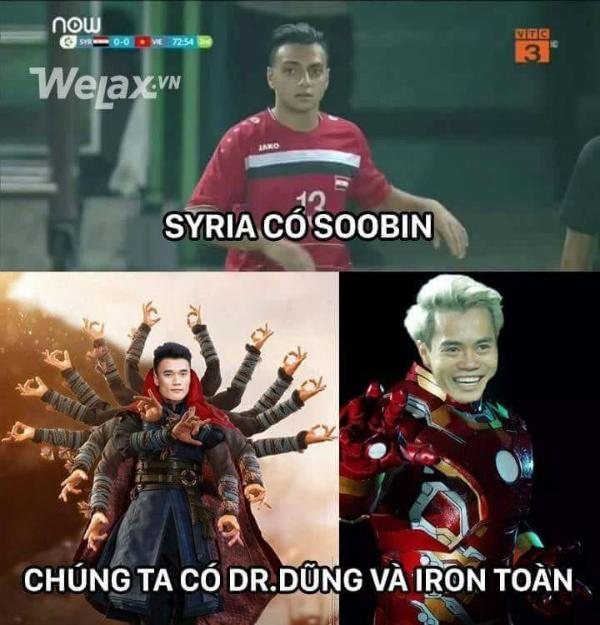 Cười rụng rốn với phiên bản anh em thất lạc của các cầu thủ Olympic Việt Nam - 3