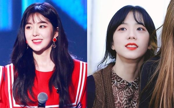 Tóc mái thưa, hot trend chưa bao giờ nguội của các người đẹp Hàn Quốc. J