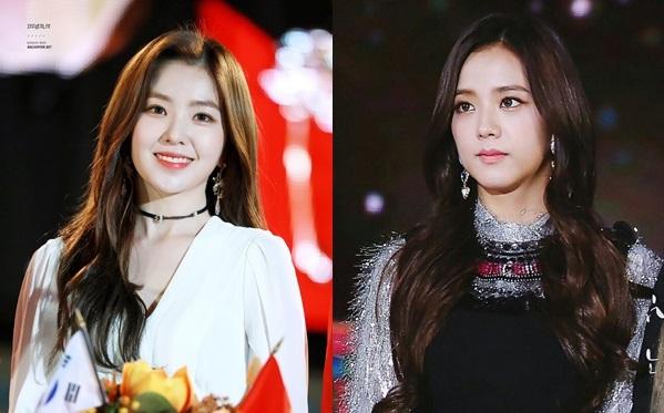 Visual bất phân thắng bại của Irene và Ji Soo khi để cùng kiểu tóc - 4