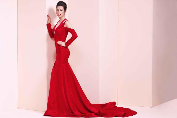 <p> Á hậu Hoàng Mysinh năm 1988, đoạt ngôi Á hậu 1 cuộc thi Hoa hậu Việt Nam 2010. Người đẹp cao 1,73 m, có số đo ba vòng 88-60-90 cm.</p>