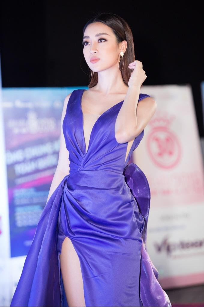 <p> Hoa hậu Việt Nam 2016 là một thành viên trong BGK cuộc thi.</p>