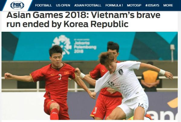 Truyền thông quốc tế gọi tinh thần của Olympic Việt Nam là cuộc đua đầy cảm hứng - 1