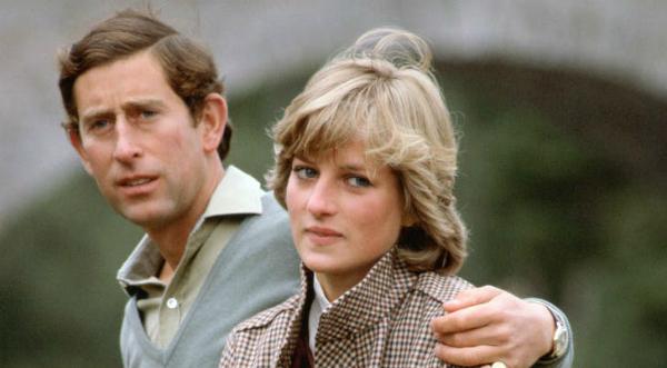 Khoảnh khắc không mấy vui vẻ của Diana và Charles tại tuần trăng mật tháng 8/1981.